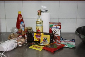 Ingredienti susumelle